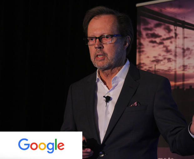 David Blair from Google