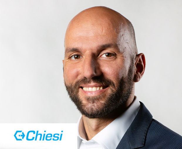 Andrea Bizzi from Chiesi group
