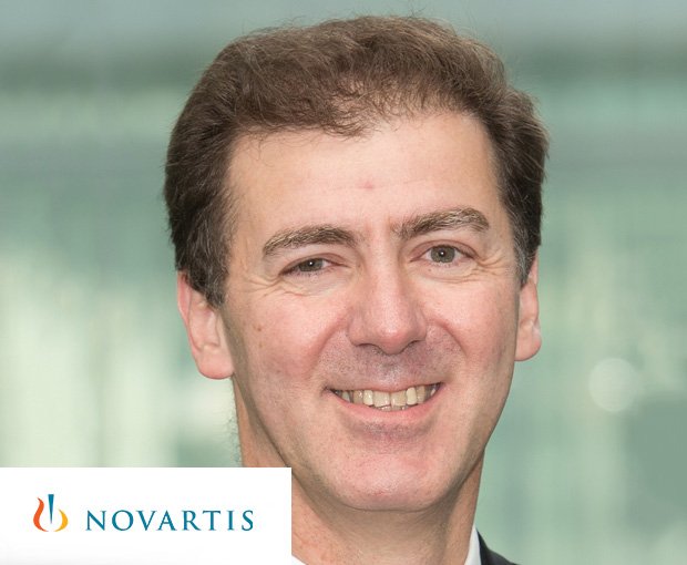 Nikos Georgiades from Novartis